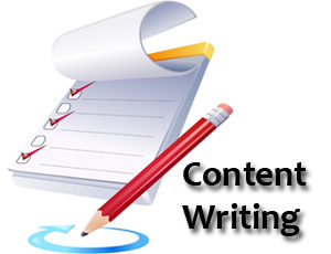 Writing a content