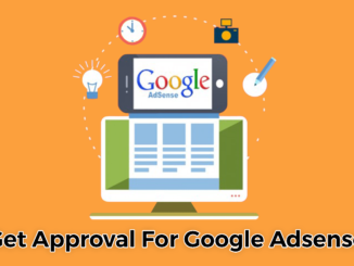 Become Google AdSense Approved