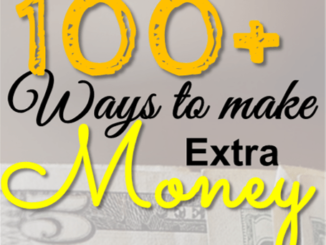 100 ways to make money