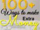 100 ways to make money