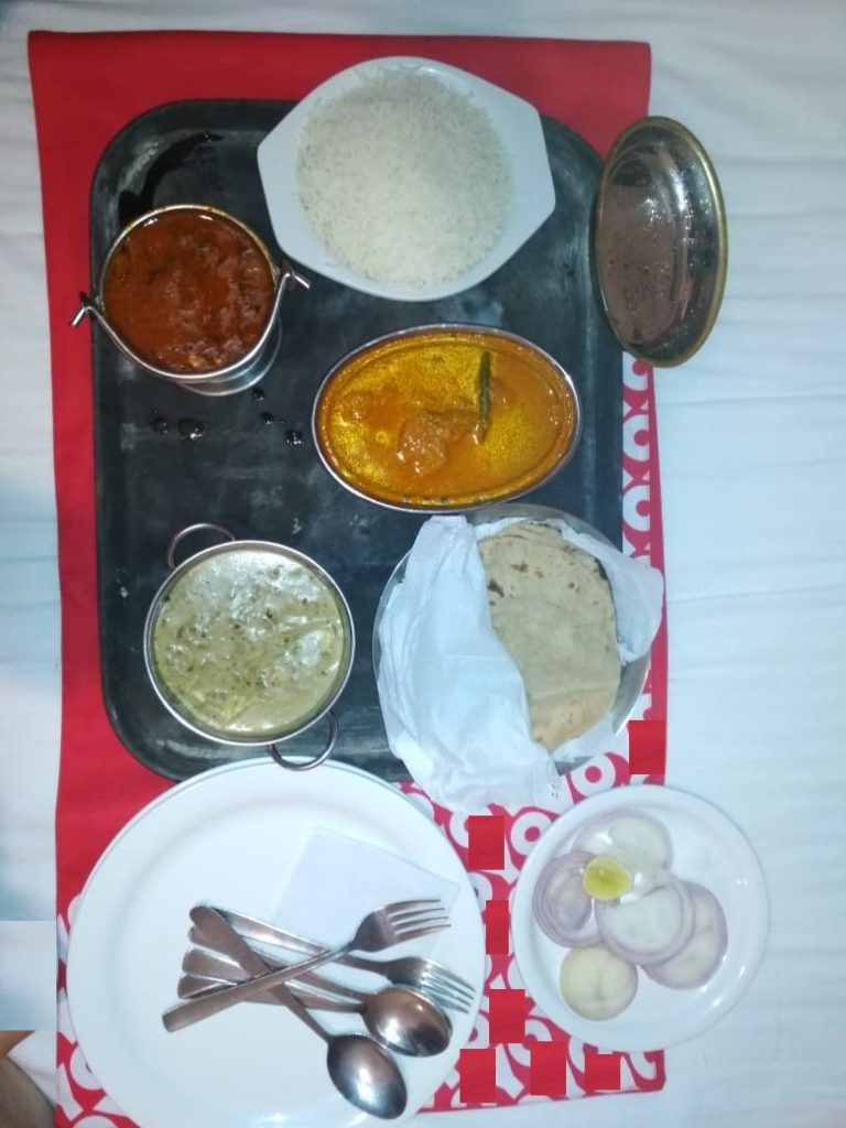 Lunch at hotel Radisson Chandigarh in Google Webmaster Conference