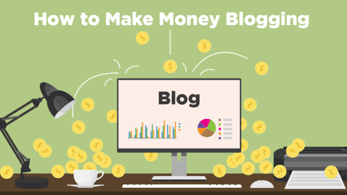 How To Make Passive Income By Blogging