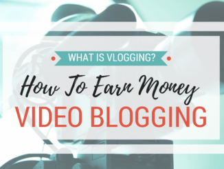 Make Money With Vlogging On YouTube