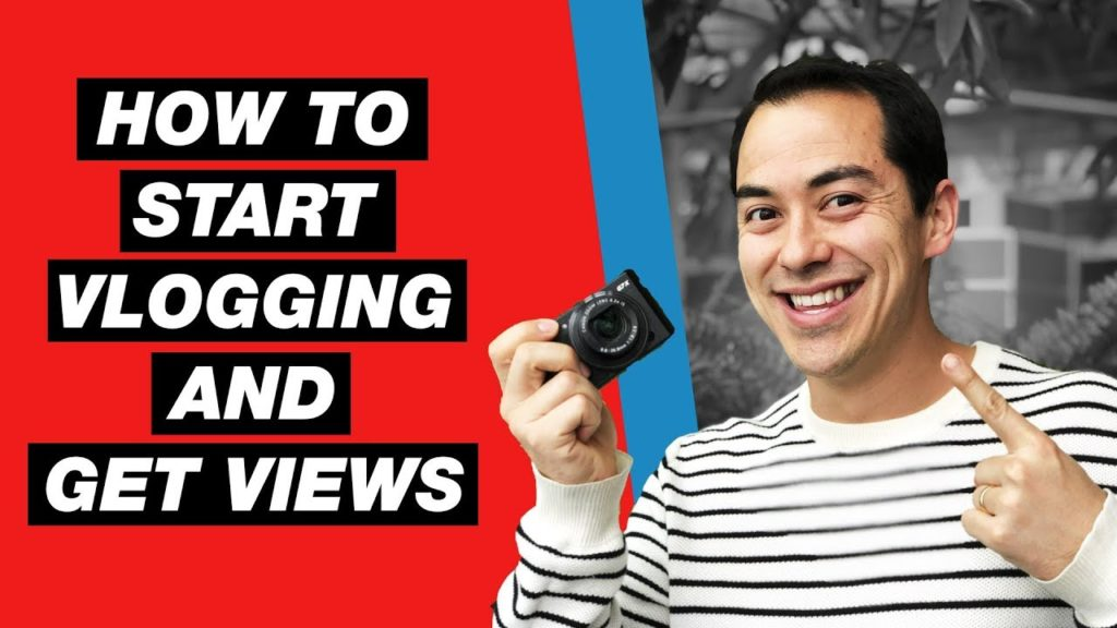 How to Start Vlogging on YouTube and Get More Views
