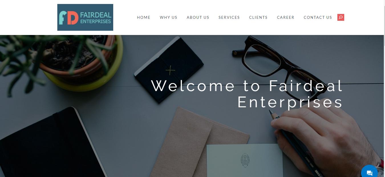 Fairdeal Enterprises Slider Image