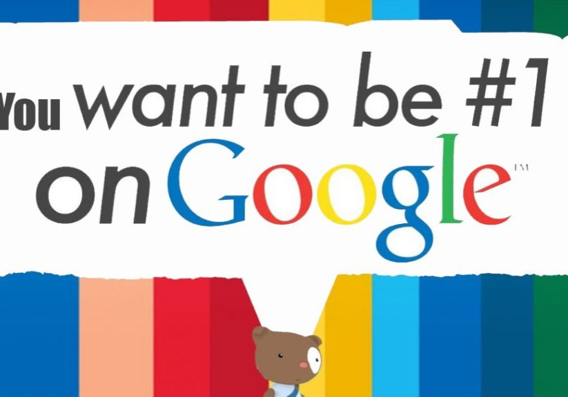 Google Ranking Cover Image